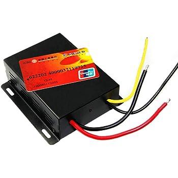 18A 248W DC Power Supply Voltage Changer Adapter Regulator EBILUN 12V To 13.8V DC Step Up Converter