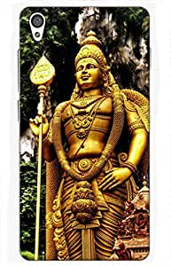 iessential muruga Designer Printed Back Case Cover for OnePlus X