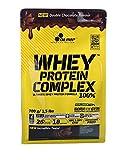 Olimp Whey Protein Complex 100% - 700g NEUER GESCHMACK Double Chocolate