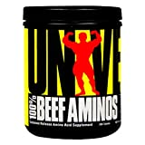 Universal Nutrition, Beef Amino (200 Tabs) Standard, 479 g