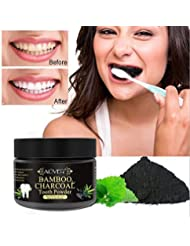 Natural Teeth Whitening Powder, Activated Charcoal Powder