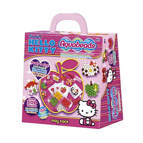 Aquabeads 79478 - Hello Kitty Bastelbox, Bastelset für Mädchen