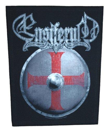 Toppa Ensiferum, Shield Back Patch Toppa