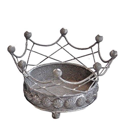 Cache pot couronne