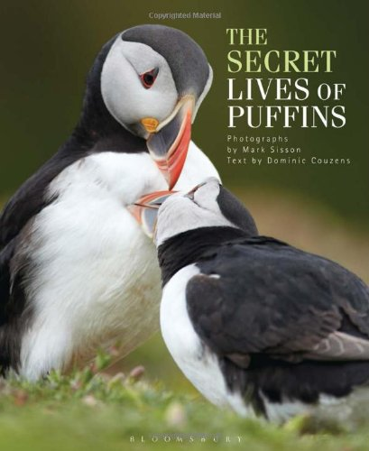 The Secret Lives of Puffins por Dominic Couzens