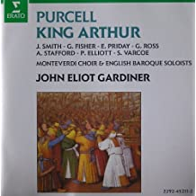 Purcell: King Arthur by English Baroque Soloists (1992-09-08)