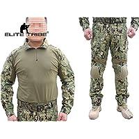 Homme Tenues de Combat Chasse Unifome Militaire Gen2 Tactique Uniforme AOR2 e06281938f1