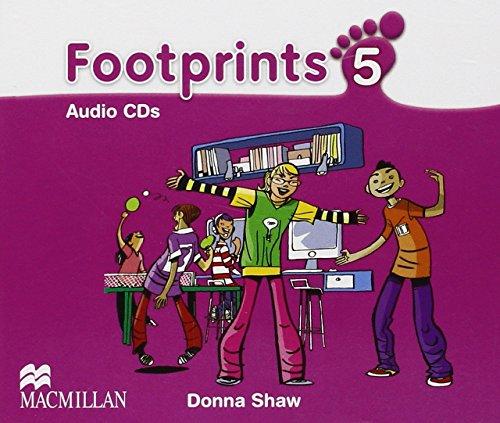 FOOTPRINTS 5 CD CLASS