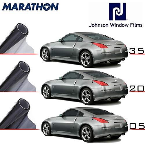 Pellicola Oscurante Vetri Johnson Marathon Professionale 1m X 76cm