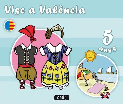 Visc a València. 5 anys: Educación Infantil (Cuadernos de Comunidades Autónomas) - 9788447402151