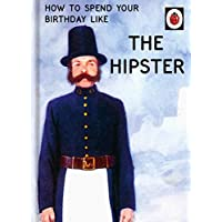 """Ladybird Books for Grown-Ups""""The Hipster"""" Birthday Card"""