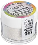 Rainbow Dust Non-Toxic Kuchen Glitzern Glanz Dekoration Hologram Weiss