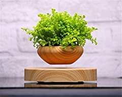 Idea Regalo - Zomtop levitazione magnetica Aria Bonsai sospensione Flower Pot Pianta in vaso Levitate Tubs