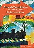 La prose du Transsibérien et autres poèmes