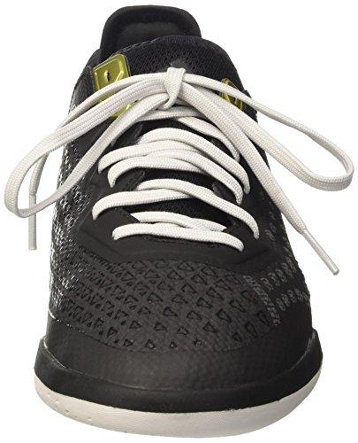 adidas Herren Ace 16.1 Court Fußball-Trainingsschuhe Multicolore (Cblack/Ngtmet/Goldmt)