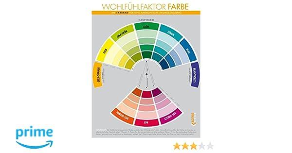 FARBRAD: Wohlfühlfaktor Farbe – Ihr Farbrad für eine harmonische ...