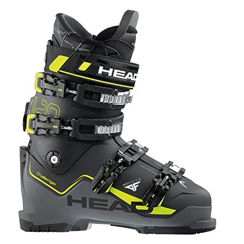 HEAD Challenger 120 Skistiefel 607026 Black/Anthracite/Yellow Gr. 27.5