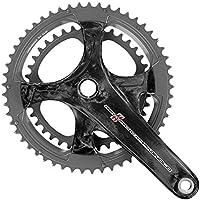 Campagnolo Record 11-Speed 34-50 T Carbon CT Torque Crankset - Black, 172.5 mm