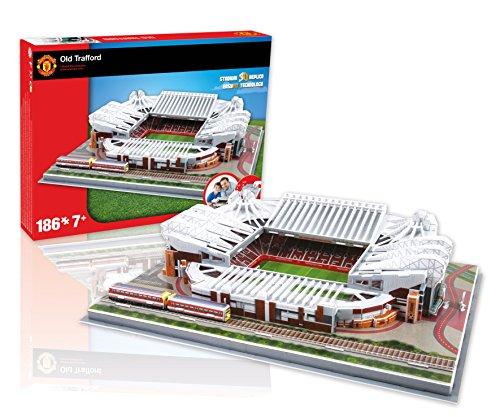 Nanostad 3705 - Manchester United Puzzle Unisex, Einheitsgröße - United Manchester