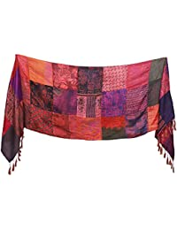 Anoma Cotton Multi Colour Colour Dupatta For Womens & Girls