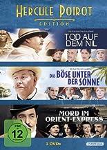 Hercule Poirot Edition:Tod auf dem Nil / Das Böse unter der Sonne / Mord im Orient Express [3 DVDs] hier kaufen