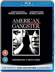 American Gangster [Blu-ray] [2007] [Region Free]