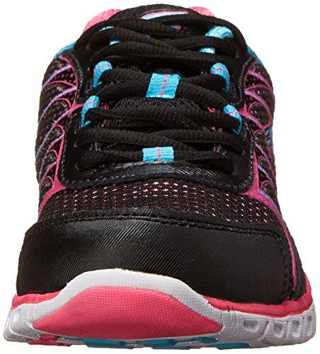 Fila Spectrume Running Shoe Black/Bluefish/Sugar Plum