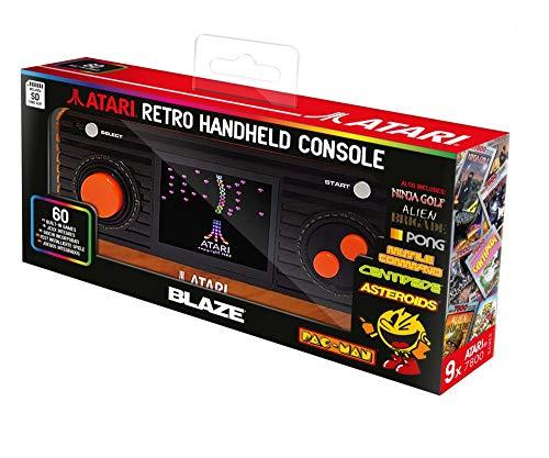Consola portátil Atari Retro Handlheld con 60 juegos por 33,77€ ¡¡16% de descuento!!