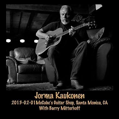 2013-02-01 Mccabe's Guitar Shop, Santa Monica, CA (Live)