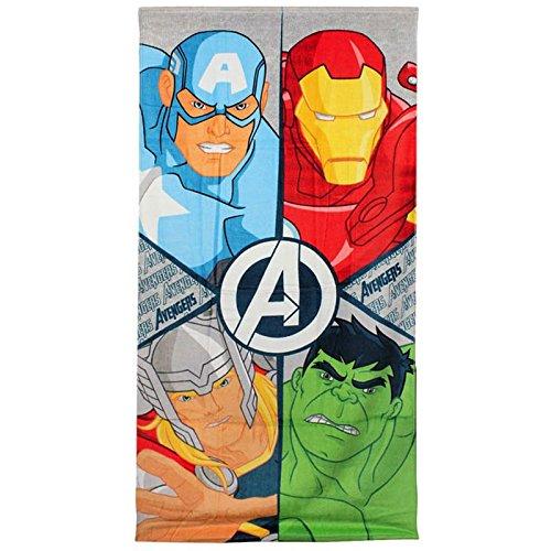 Avengers-2200001261-Toalla-de-playa-multicolor