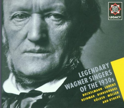 Legendary Wagner singers (années 1930)