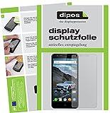dipos I 2X Schutzfolie matt passend für Doogee Y6C Folie Bildschirmschutzfolie