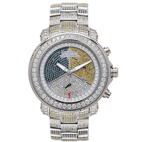 Joe Rodeo con orologio da Uomo - JUNIOR argento 17,25 ctw