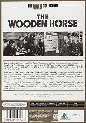 Image of The Wooden Horse [DVD]