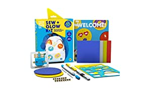 Tech Will Save Us Sew & Glow Kit Educational STEM Toy Ages 8 & Up