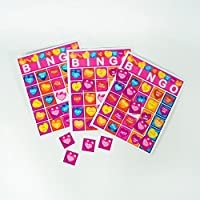 Día de San Valentín juego de Bingo