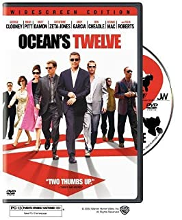 Ocean's Twelve by George Clooney