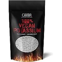 300 TABLETTEN - KALIUM/100% Vegan Potassium Gluconat, Hochdosiert 643mg/Tablette, Diät, Entschlackung, Entgiftung, Entwässerung