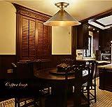 DEE Lichter - Wohnzimmer-Deckenleuchten Minimalist Lounge-Deckenleuchte LED-Licht des Tages Das Schlafzimmer leuchtet in Südostasien Chinesisches Restaurant Deckenleuchte Große LED Haushaltslicht,Gro