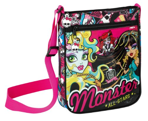 Imagen principal de Monster High - Bolsito de 21 cm (Safta 611343431)