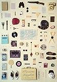 Jordan Bolton Design Filmposter 297 x 420 mm (11,7 x 16,5 Zoll)