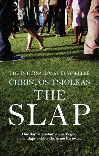 Book cover for The Slap