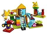 LEGO Duplo 10864 - Steinebox mit großem Spielplatz, Große Steine von LEGO®