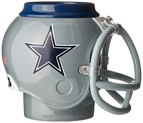 FanMug Dallas Cowboys Tasse, Verschiedene, Mehrfarbig