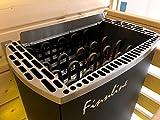 Finnline Saunaofen CLASSIC 9 kW / 400 V I Saunatechnik I Saunazubehör I Sauna I Zubehör I ohne Saunasteuerung I ohne Saunasteine I Prime - Versand durch Amazon I Für externe Saunasteuerung I Weigand® Wellness