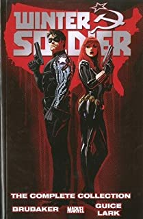 Winter Soldier by Ed Brubaker: The Complete Collection (0785190651) | Amazon Products