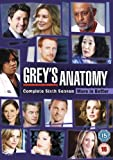 Grey's Anatomy: Season 6 [DVD] [2009]