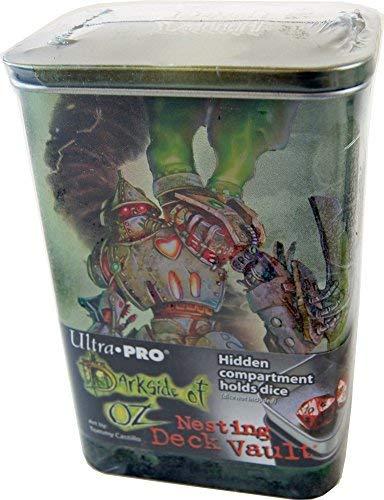 Ultra Pro - Dark Side of Oz boîte métal pour cartes Nesting Deck Vault Tin M