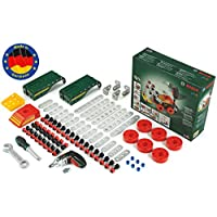Theo Klein 8497 Multi-Tech Assembling Set with Bosch Ixolino II, Toy, Colored