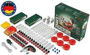Theo Klein-8497 Multi-Tech Set De Construcción Con Bosch Ixolino II, Juguete, Multicolor (Klein 8497)